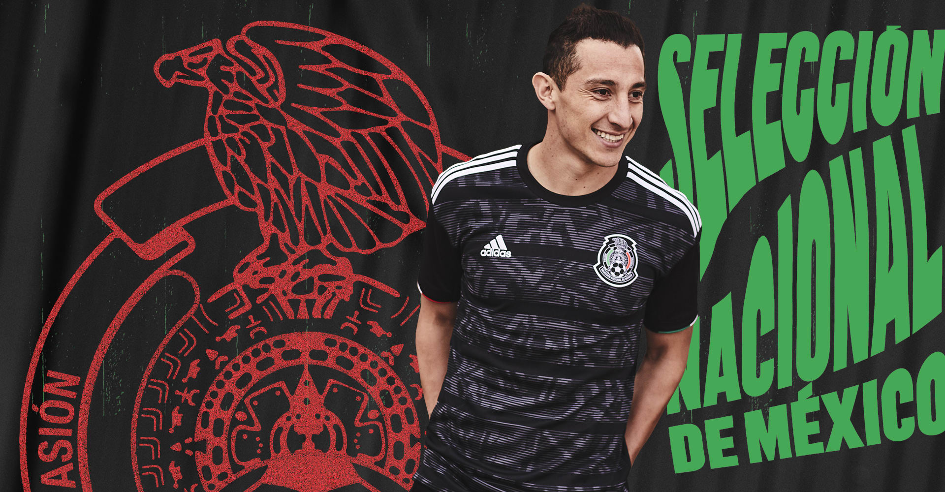 the best attitude 76914 5894c Mexico National Team Collection | adidas US