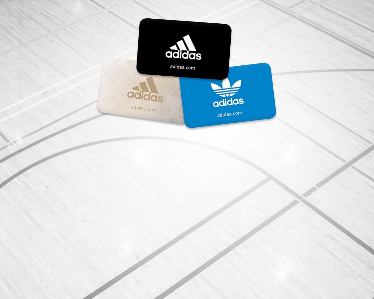 quality design 00cf6 99a38 adidas Gift Cards. Free Shipping  amp  Returns. adidas.com