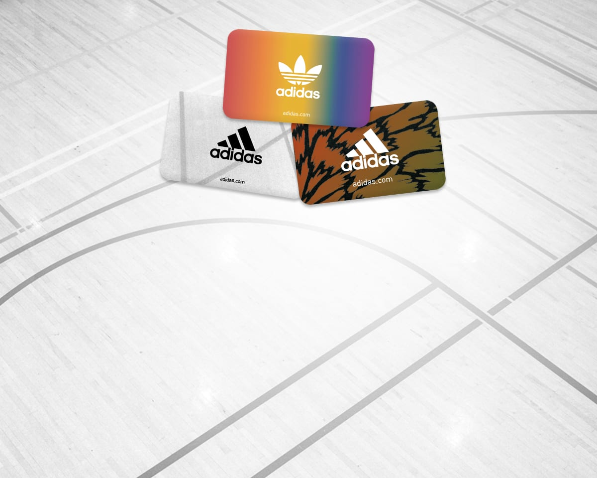quality design 3e98c 249e2 adidas Gift Cards. Free Shipping  amp  Returns. adidas.com