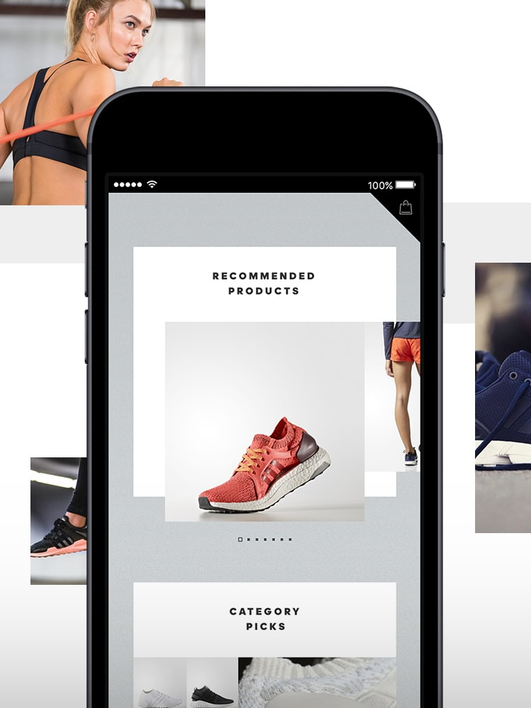 Learn about the adidas apps  adidas com
