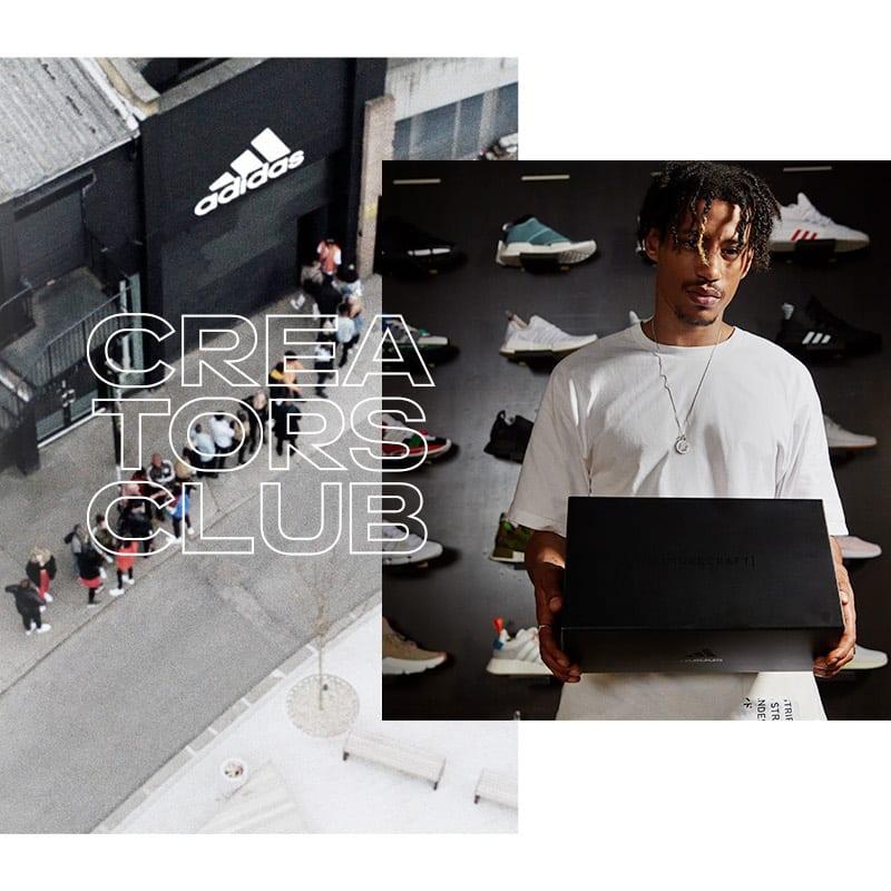 2cddb17af816 adidas Creators Club Membership Program