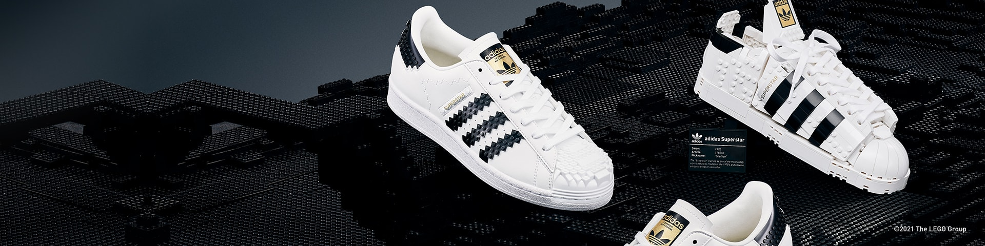 adidas x LEGO® Clothing & Shoes   Members Get 33% Off with Code ALLSET