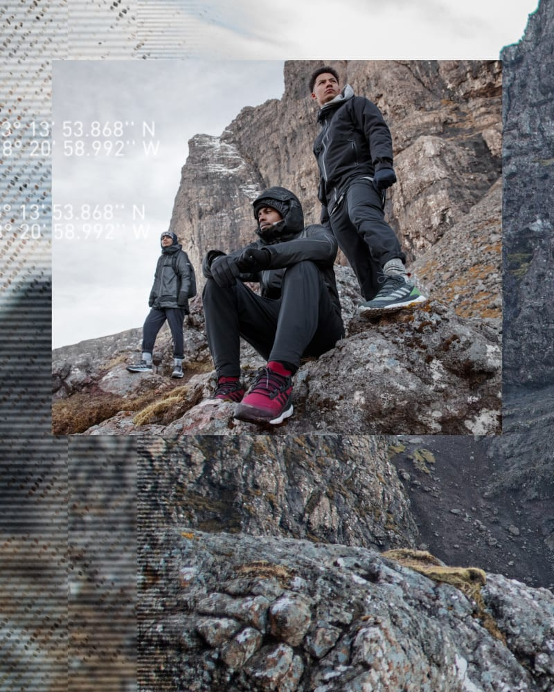 adidas TERREX | performance outdoor wear