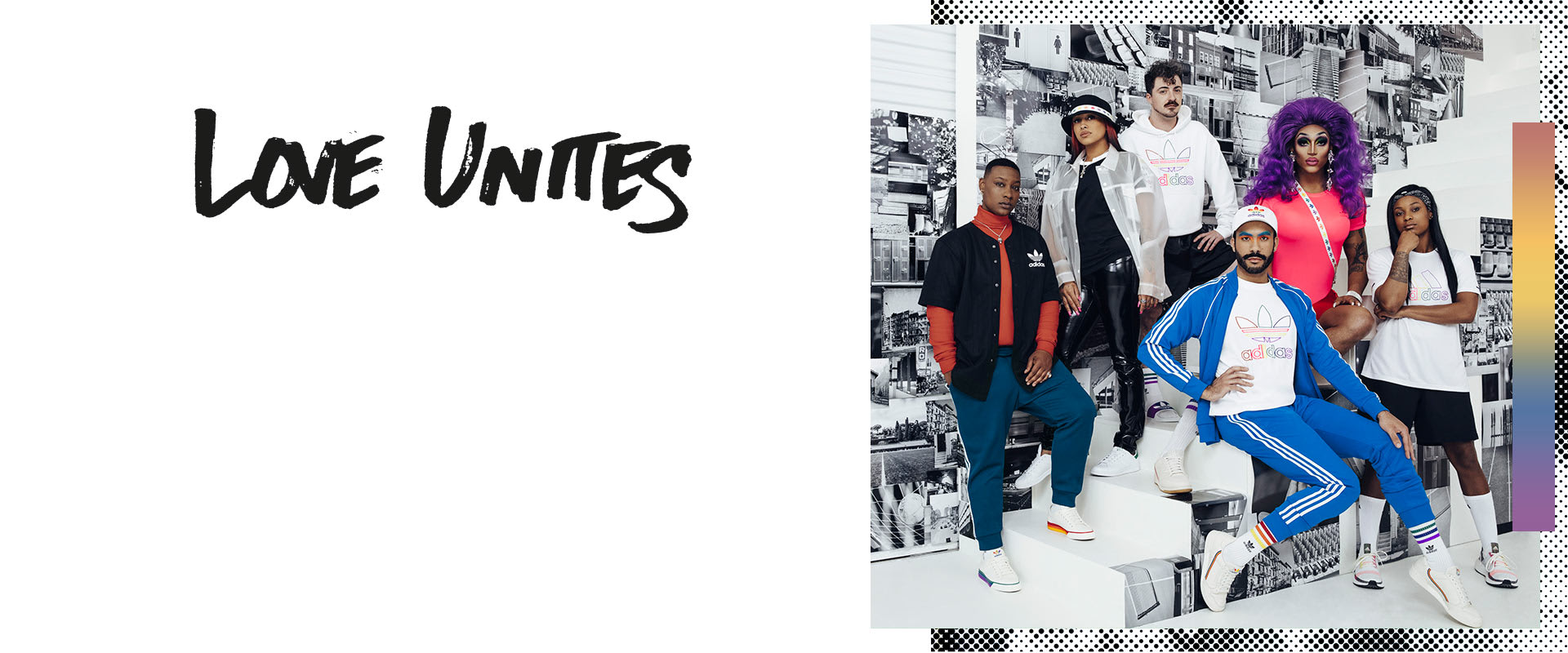 Love unites: adidas Originals | ABOUT YOU