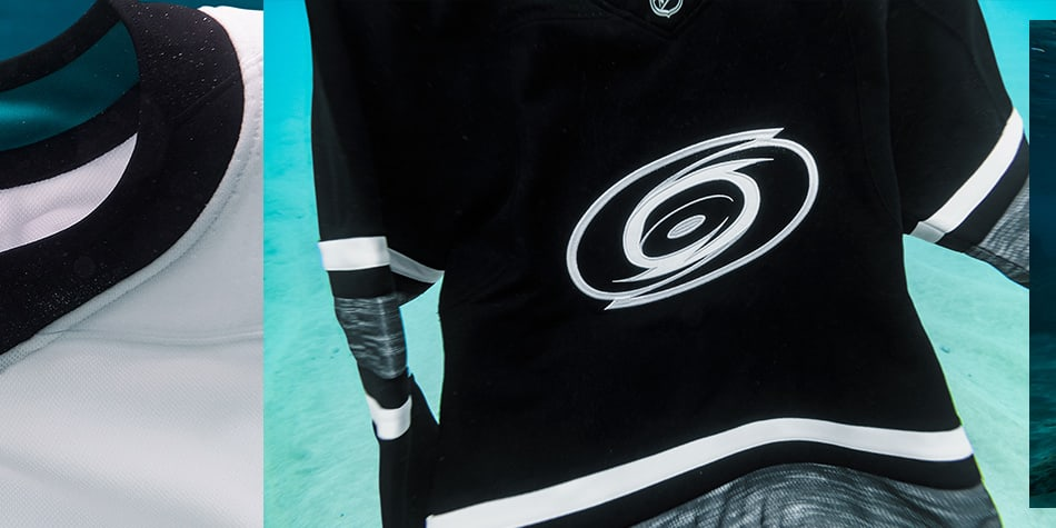 9bcfe77b0 Introducing the all new Parley jerseys for the 2019 NHL All-Star game