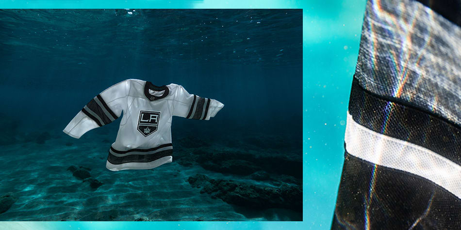 a44cccf29d9 adizero Authentic Pro. Introducing the all new Parley jerseys for the 2019  NHL All-Star game