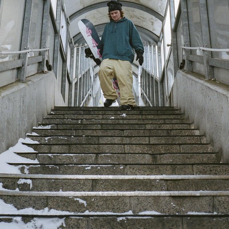 abbigliamento snowboard donna adidas