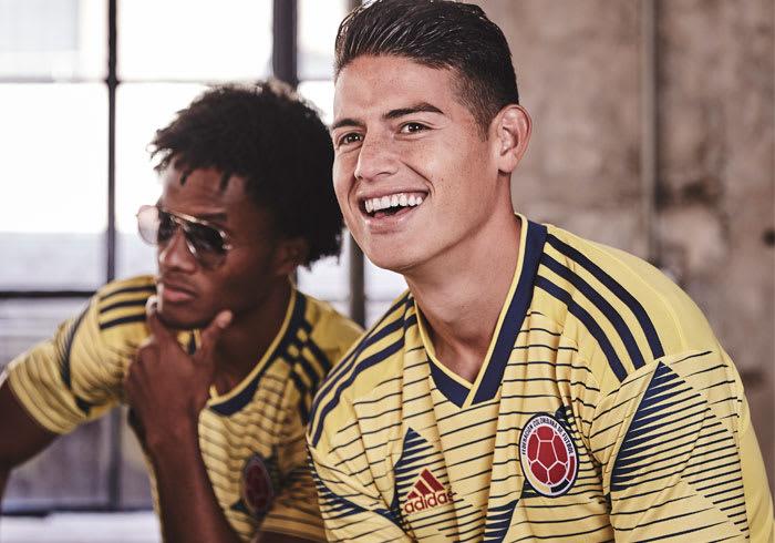Arsenal Melodioso bloquear  Camiseta y uniforme Selección Colombia 2021   adidas Colombia
