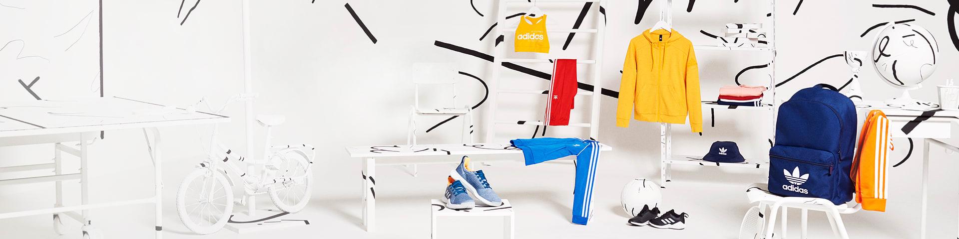 Ofertas en moda deportiva masculina   Outlet online en adidas