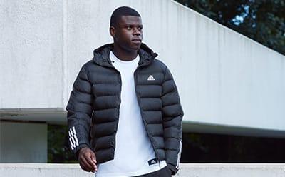adidas Men's Transitional Jackets