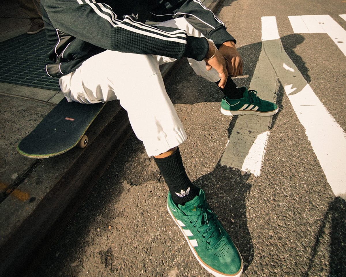 Skateboard Sans lacets   adidas France