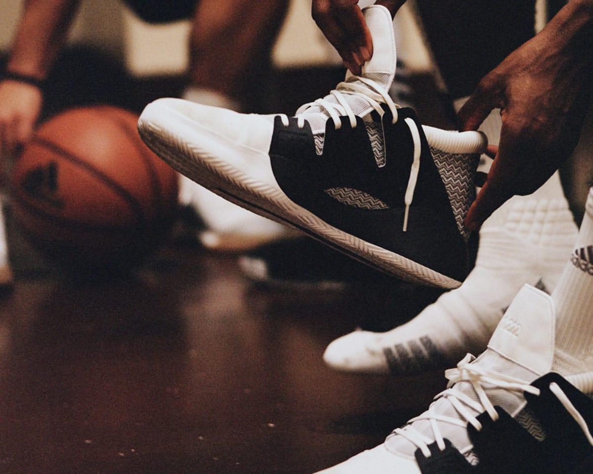 adidas basket profile