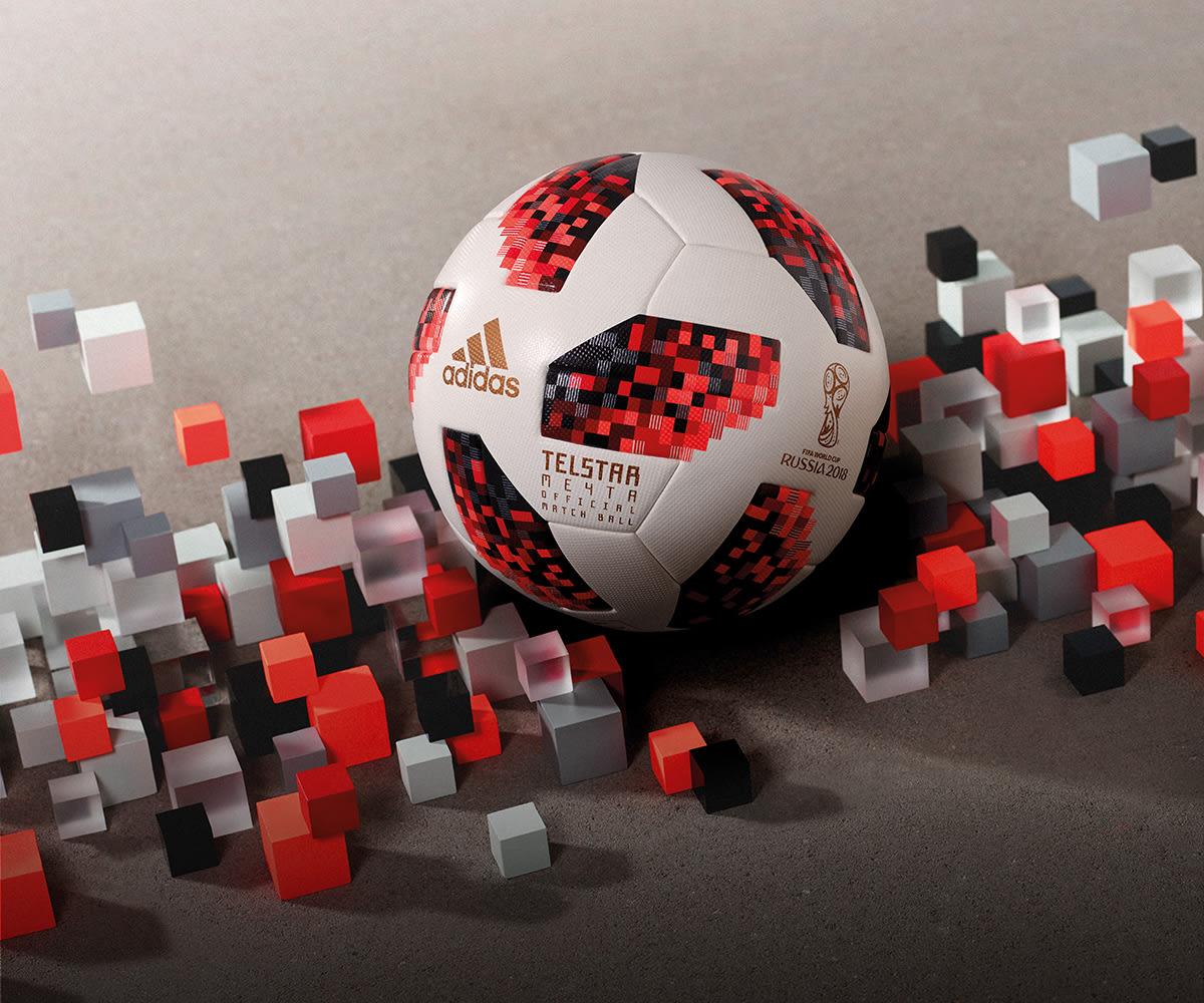 best website aa28a a94ce Telstar 18  Ballon de match officiel de la Coupe du Monde de la FIFA  2018trade