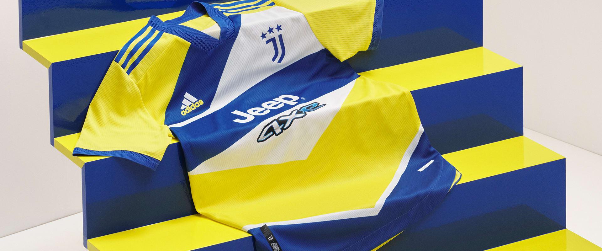 A visual of the Juventus Third kit