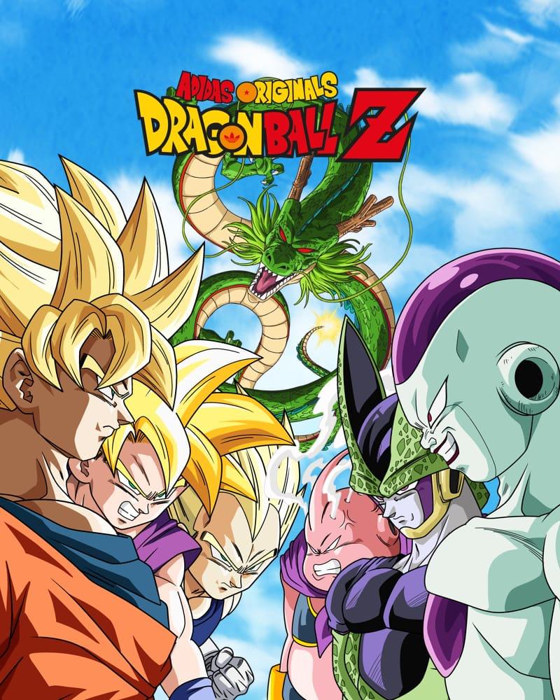 adidas Dragon Ball Z | adidas FR