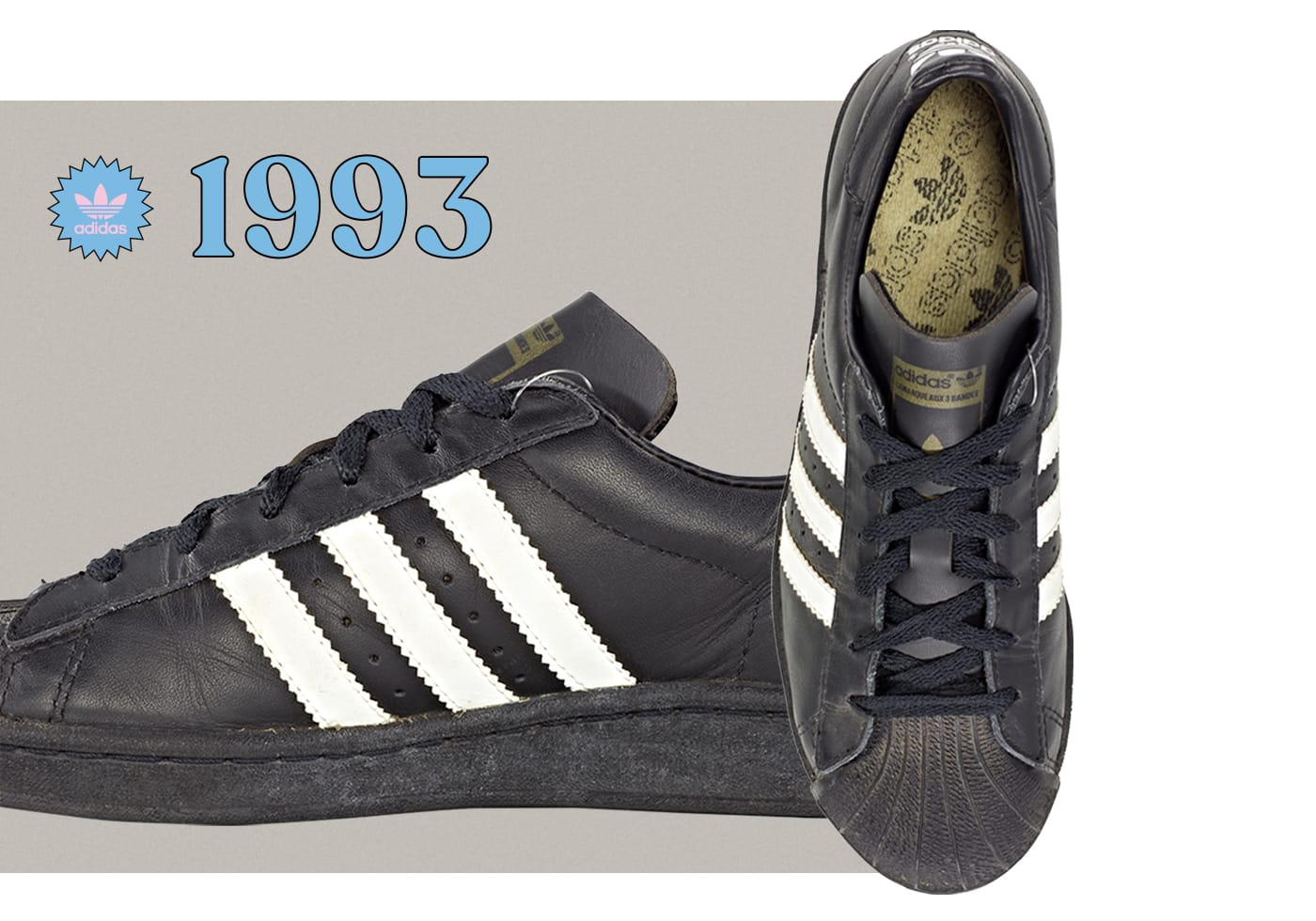 adidas superstar original 1969