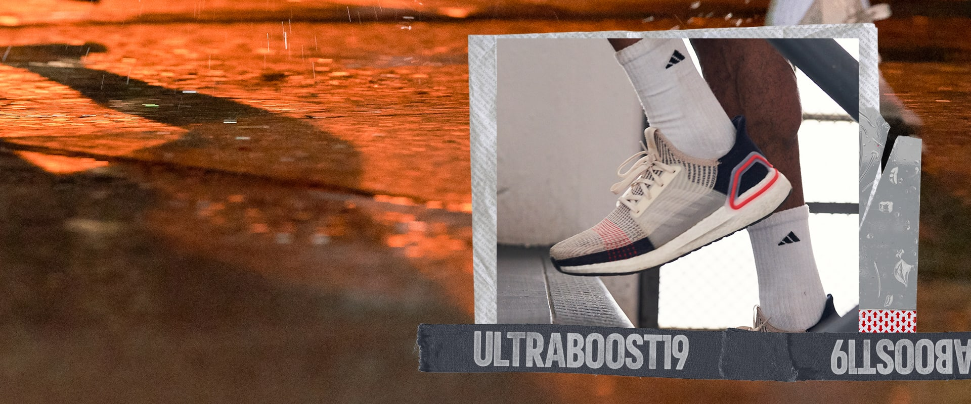 the latest 6cc7f 6c941 REBOOSTÉE. Voici la chaussure adidas ...