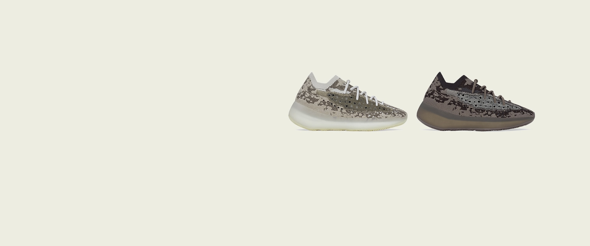 YEEZY BOOST 380 PYRITE AND STONE SALT