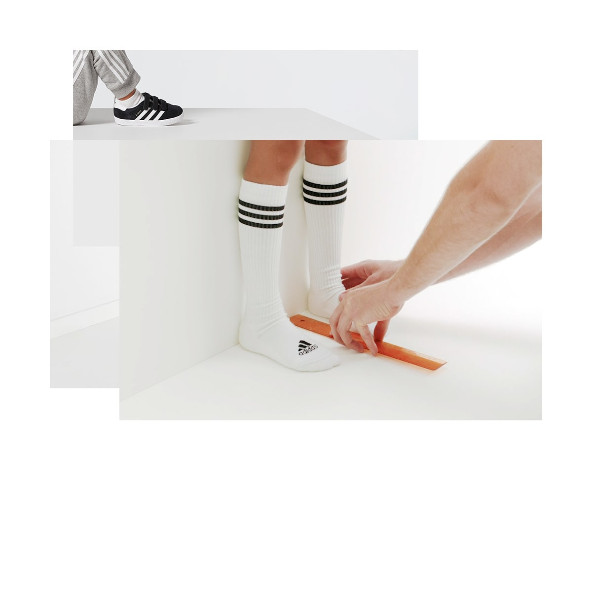 adidas guida alle taglie scarpe bambino
