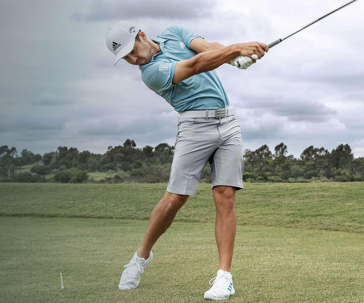 abbigliamento golf adidas