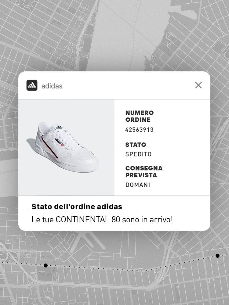 adidas italia servizio clienti