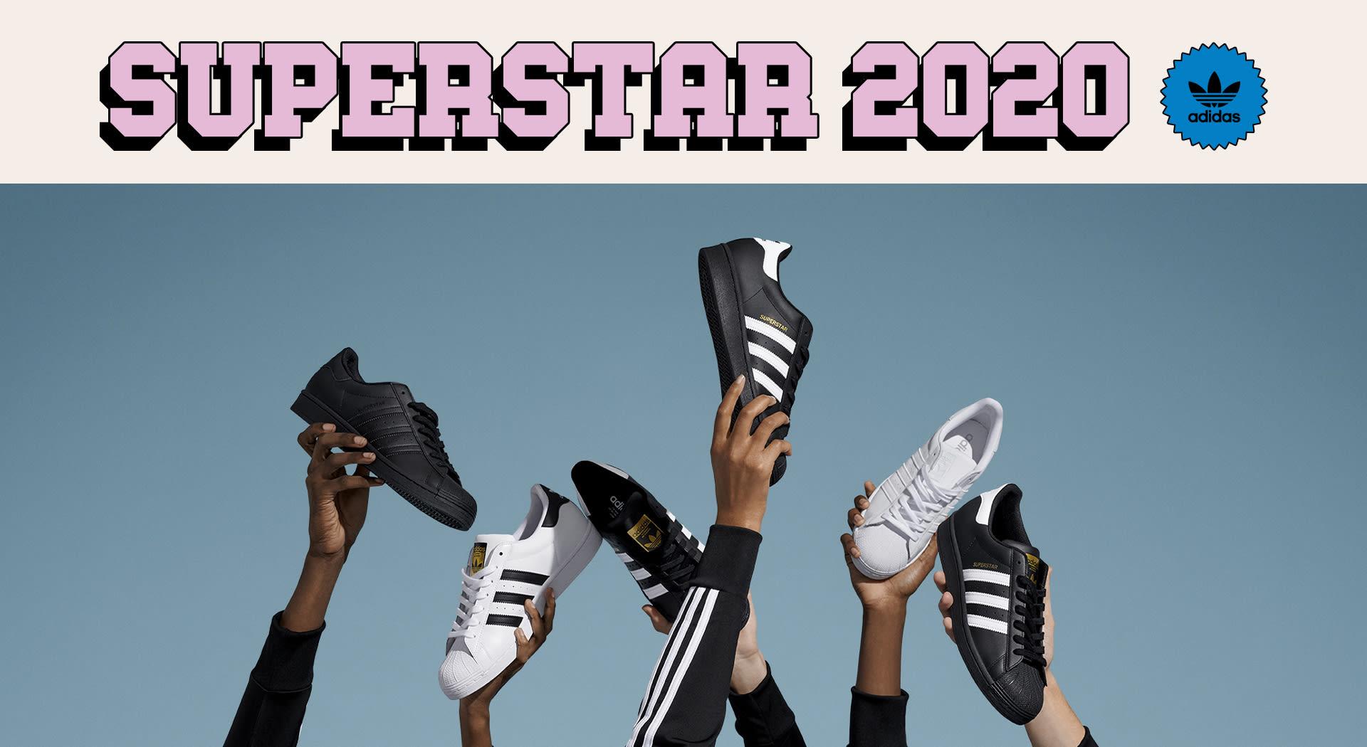 adidas superstar verschil dames heren