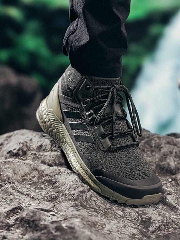 Terrex shoe front shot