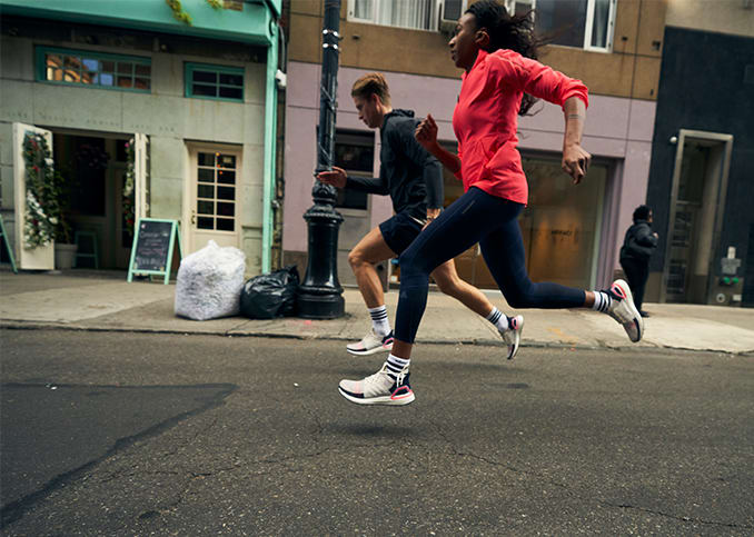 Sport ADIDAS Hardlopen | Perrysport
