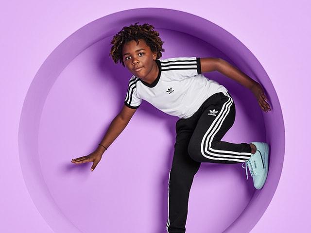d5c2049f9 Detské Oblečenie, Obuv a Doplnky | Oficiálny Obchod adidas