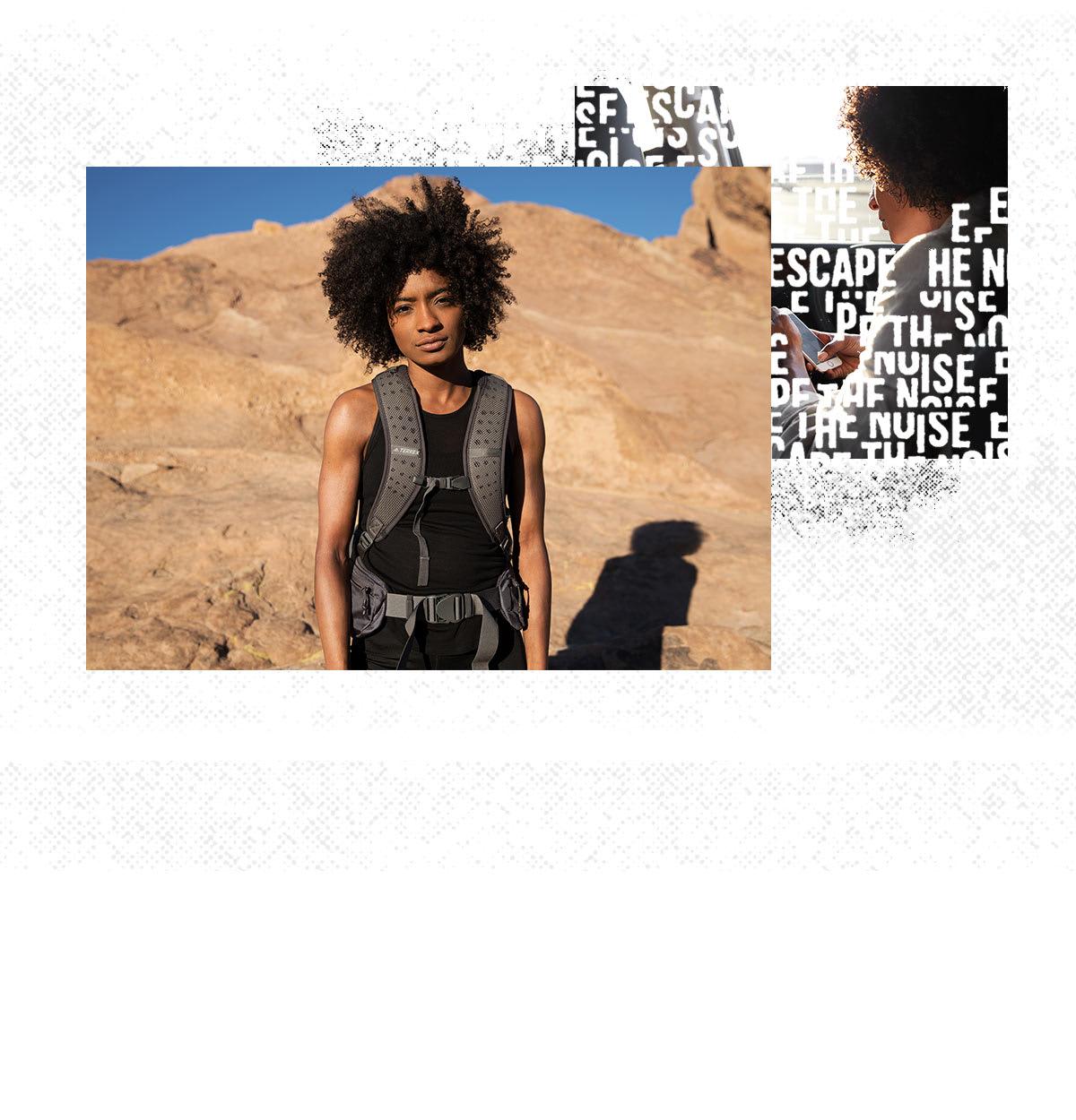Priprav sa na únik do prírody v obuvi adidas TERREX Free Hiker. 2d169926582