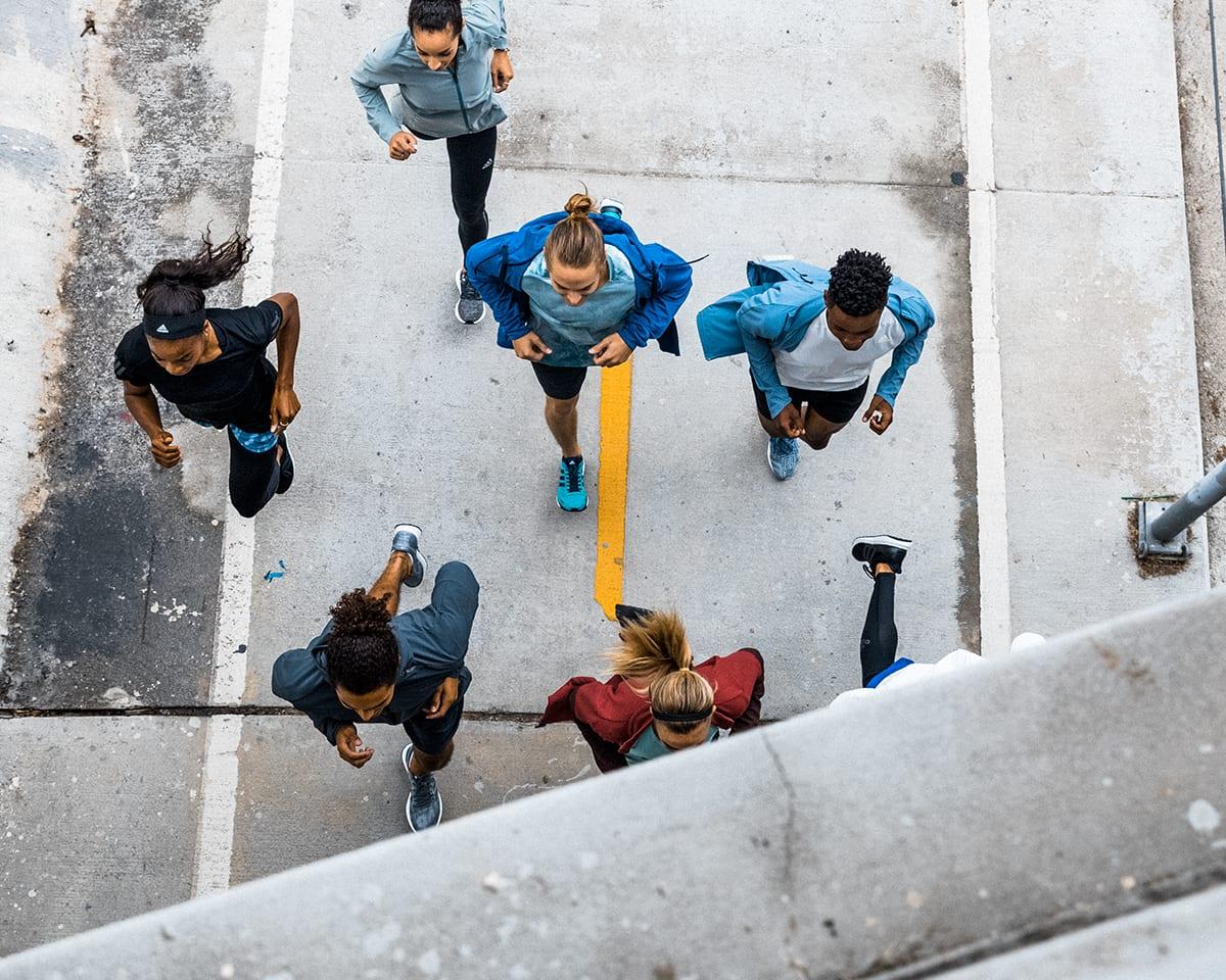 Rabatt Skate Skor Adidas Skateboarding 3MC BlåOff VitaGum