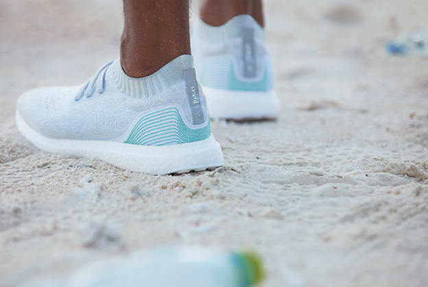 adidas and Parley against plastic pollution: Run for the
