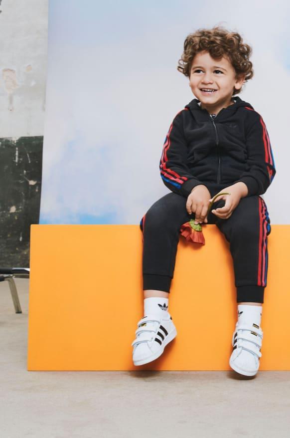 Pojkar Barn 4 8 år Skor | adidas Sverige