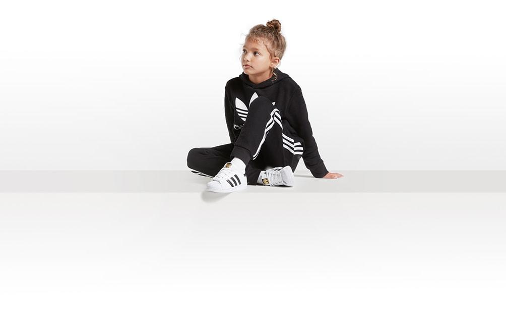 Barnkollektionen | adidas Officiella Butik
