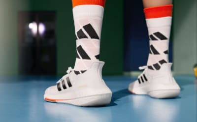 The adidas Ultraboost 21 shoe